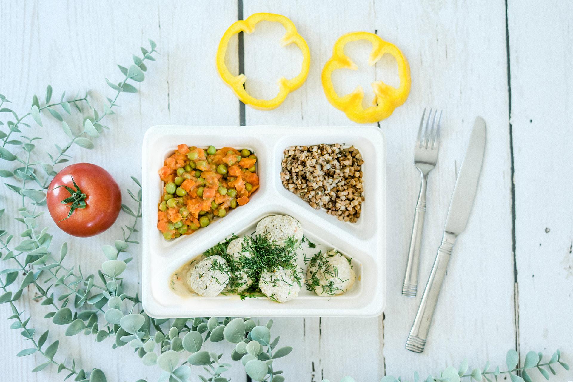 Hellodieta catering dietetyczny zestaw Hello Trening