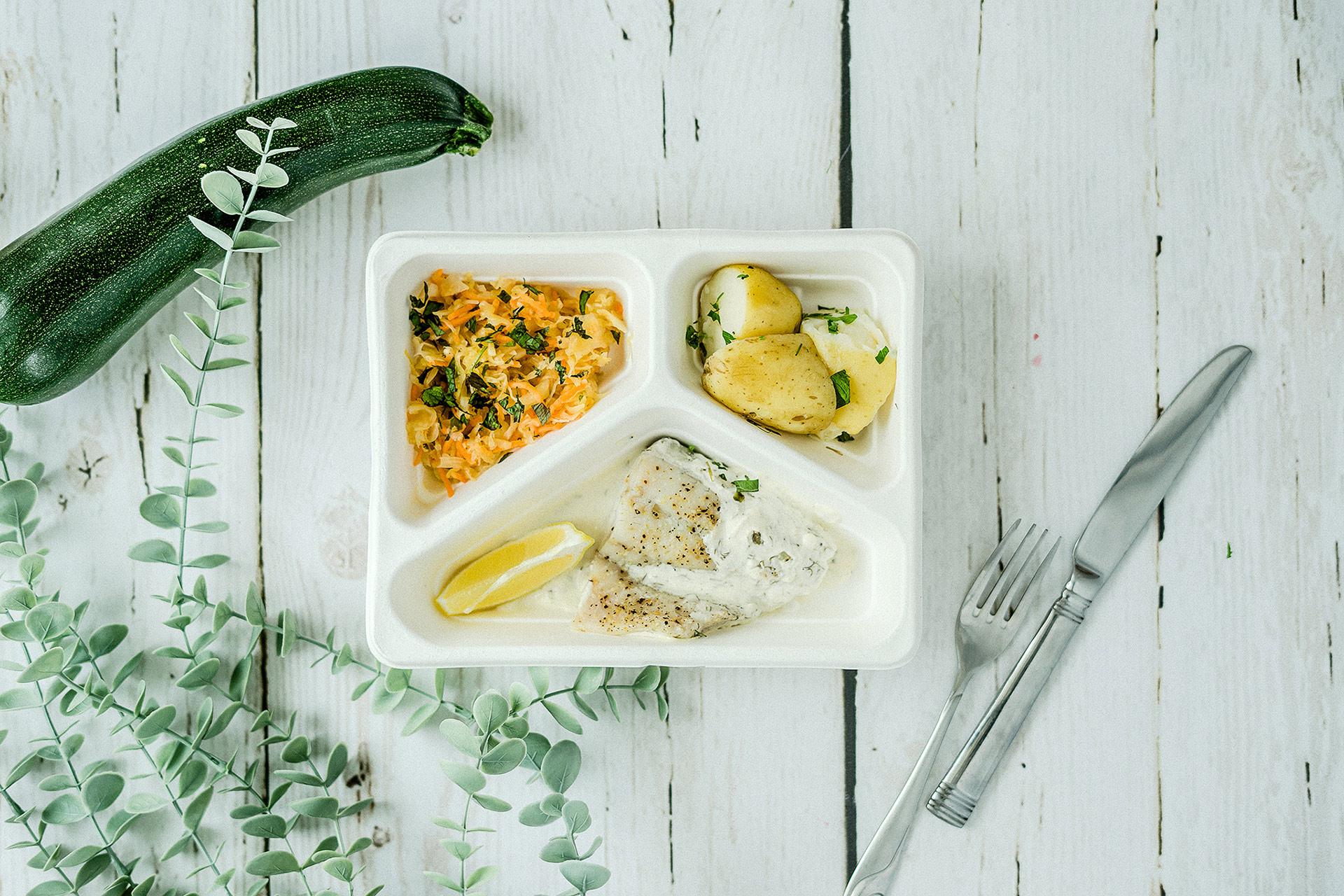 Hellodieta catering dietetyczny dieta Wege + Ryba
